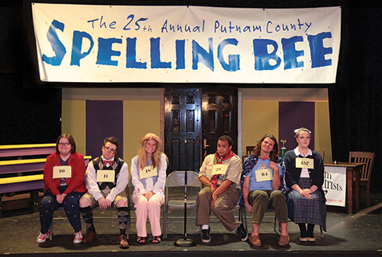 25th Annual Putnum County Spelling Bee